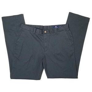Vineyard Vines Men's Breaker Pants Gray 36x34